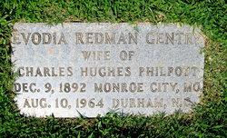 Evodia Redman <i>Gentry</i> Philpott