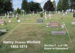 Nancy <i>Showers</i> Winfield