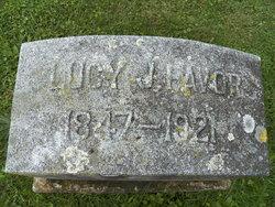 Lucy J. <i>James</i> Favor