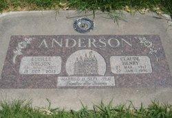Claude Henry Anderson