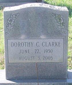 Dorothy C Clarke