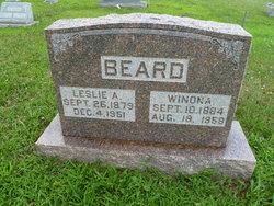 Winona <i>Long</i> Beard