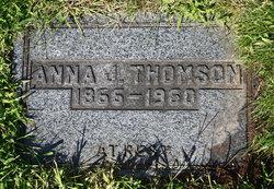 Anna Jocerica <i>Hooper</i> Thomson