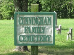 Cunningham Family Cemetery (Kelleys Ck)