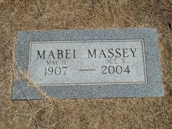 Mabel Claire <i>Miller</i> Massey