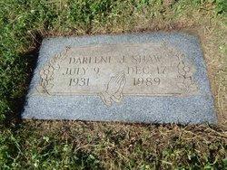 Mrs Darlene June <i>Laster</i> Shaw