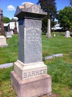 Monroe Barnes