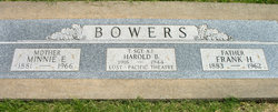 Minnie Estella <i>Burgess</i> Bowers