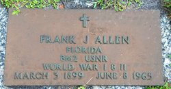 Francis John Allen