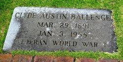 Clyde Austin Ballenger