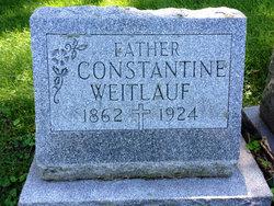 Constantine Weitlauf