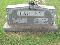 Ruth <i>Moseley</i> Baughn