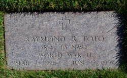 Raymond Robert Toto