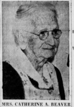Catherine A. Beaver