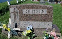 Rachel M <i>Kuhl</i> Deutsch