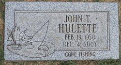 John Thomas Hulette