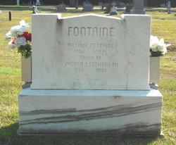 Marie Yvonne Fredoline <i>Letourneau</i> Fontaine