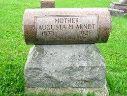 Augusta <i>Pupp</i> Arndt