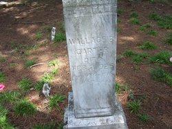 Wallace Brittian Carter