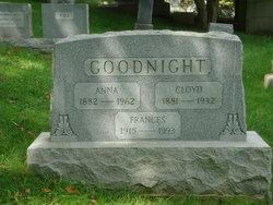Rev Cloyd B. Goodnight