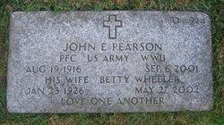 Betty Pearl <i>Wheeler</i> Pearson