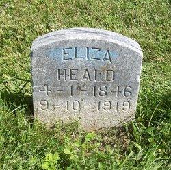 Eliza H Heald