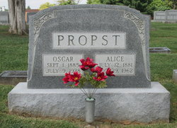 Virginia Alice <i>Mitchell</i> Propst
