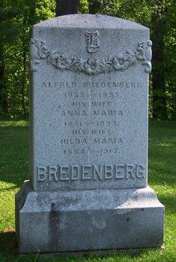 Anna Maria <i>Ericksen</i> Bredenberg