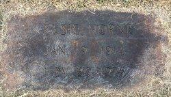 Mary Elsie <i>Englebert</i> Horne