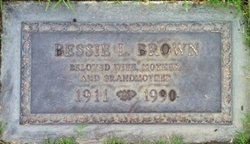 Bessie Leona <i>Ward</i> Brown