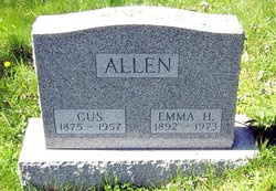 Emma <i>Haag</i> Allen