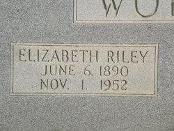 Elizabeth <i>Riley</i> Workman