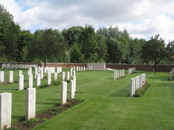 Hebuterne Military Cemetery