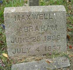 Maxwell Abraham