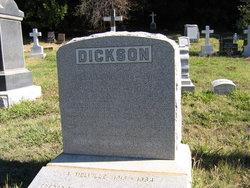 Margaret Dollar <i>Dickson</i> Combs