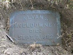 Alvan Stewart McEldowney
