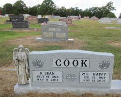Dorothy Jean Cook