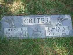 Edwin A Crites