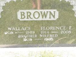 Florence Elizabeth <i>McEachern</i> Brown