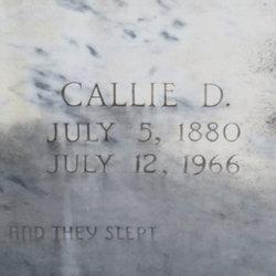 Callie Virginia <i>Davison</i> Brown