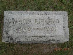 Marie E Phend