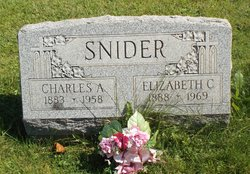 Charles A Snider
