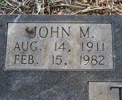 John M. Thomas
