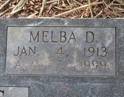 Melba D. Thomas