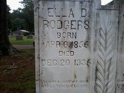 Ella DeBork <i>Massingale</i> Rodgers