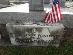 LTJG Robert Dale Bob Fontenot