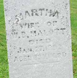 Martha <i>Spears</i> Malott