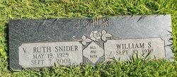 Virginia Ruth <i>Snider</i> John