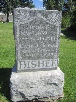 Julius C Bisbee