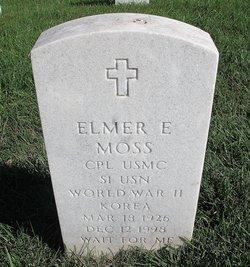 Elmer E Moss
